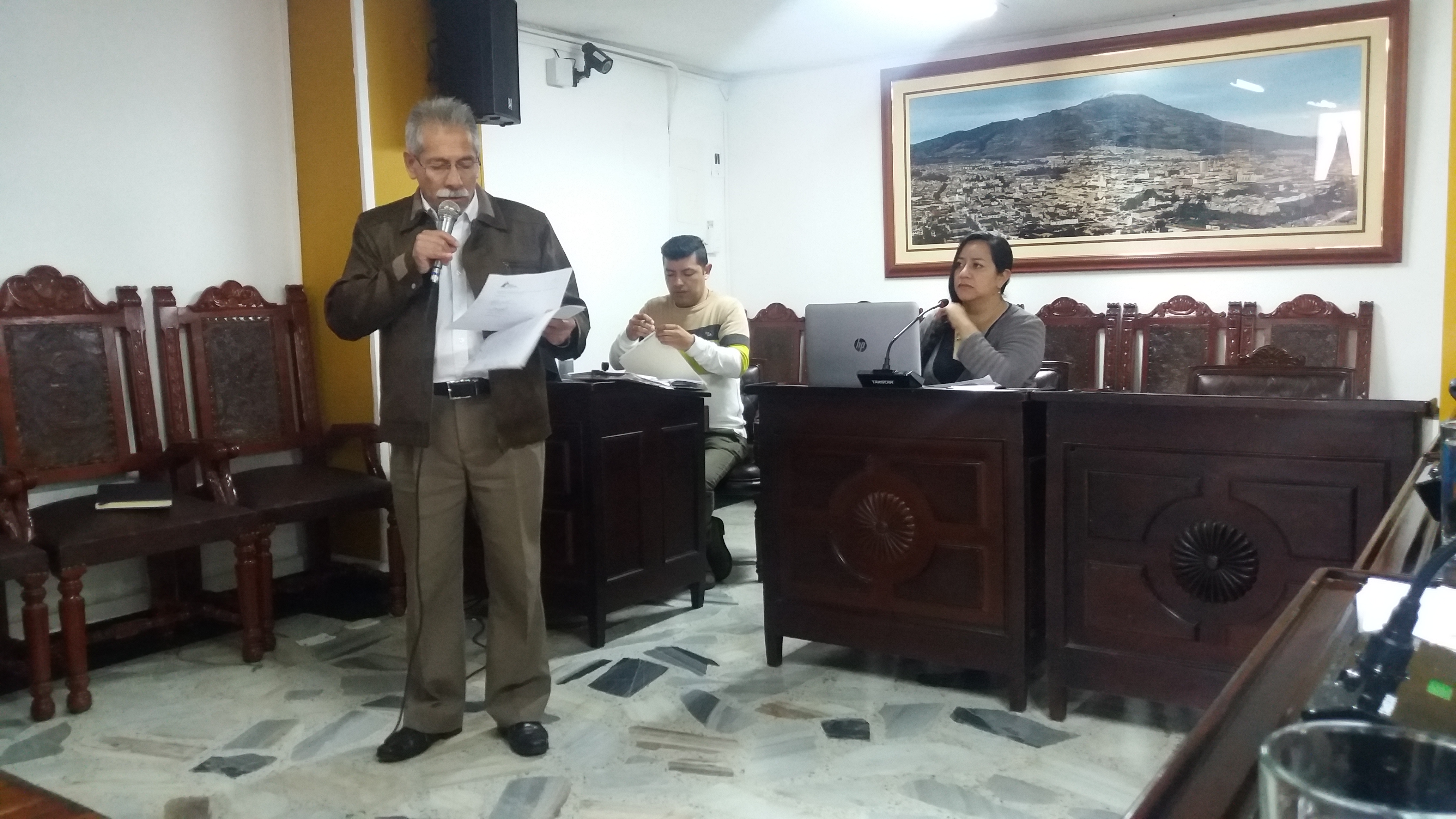 CONCEJALES DE PASTO BUSCAN CLARIDAD, FRENTE A GRAVES DENUNCIAS SOBRE PRESUNTOS MALOS MANEJOS ADMINISTRATIVOS EN LA E.S.E. PASTO SALUD.