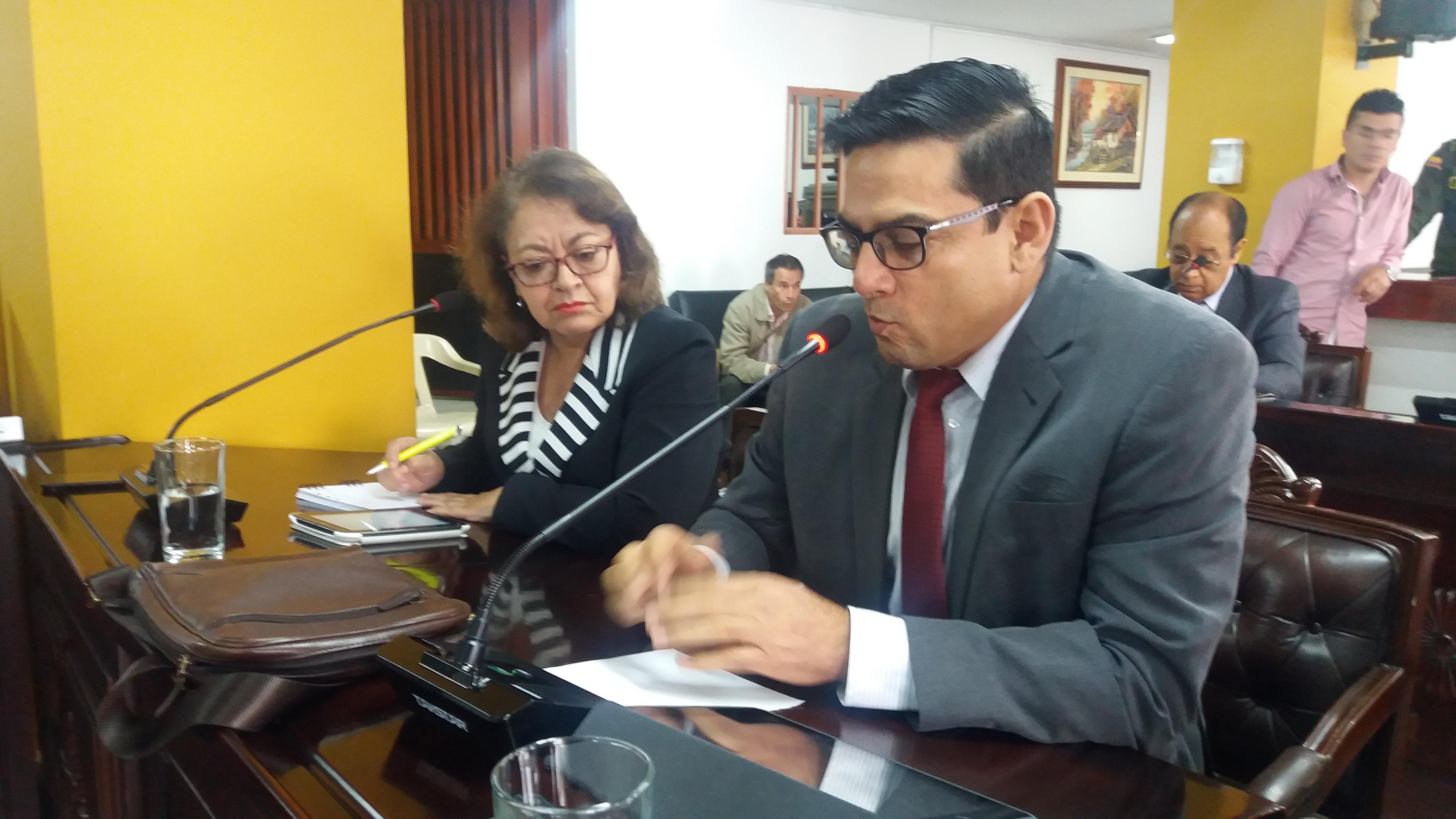 AUTORIDADES RINDEN INFORME ANTE CONCEJO DE PASTO POR HECHOS OCURRIDOS CON HINCHAS DEL CLUB AMÉRICA DE CALI.