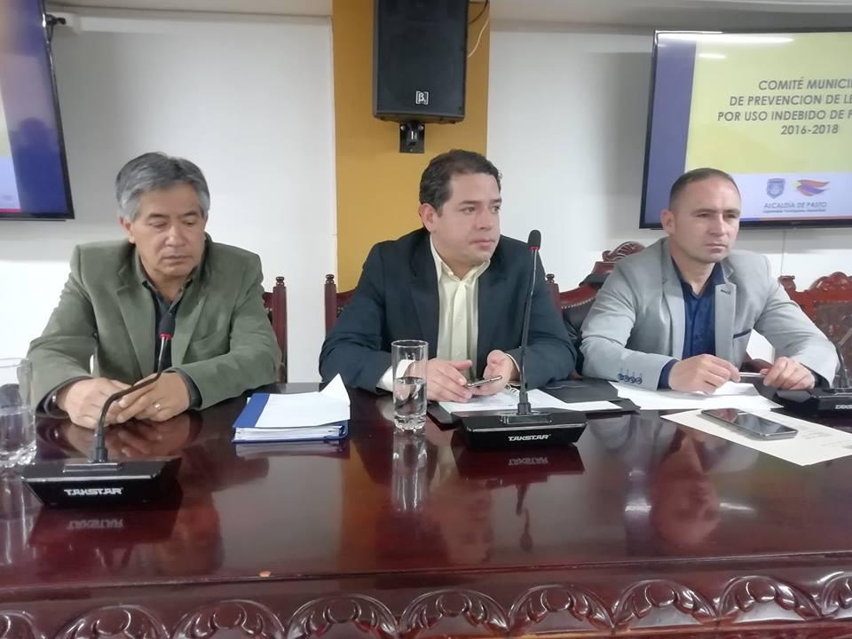 Concejo de Pasto, hace debate de control político a estrategia por uso indebido de pólvora.