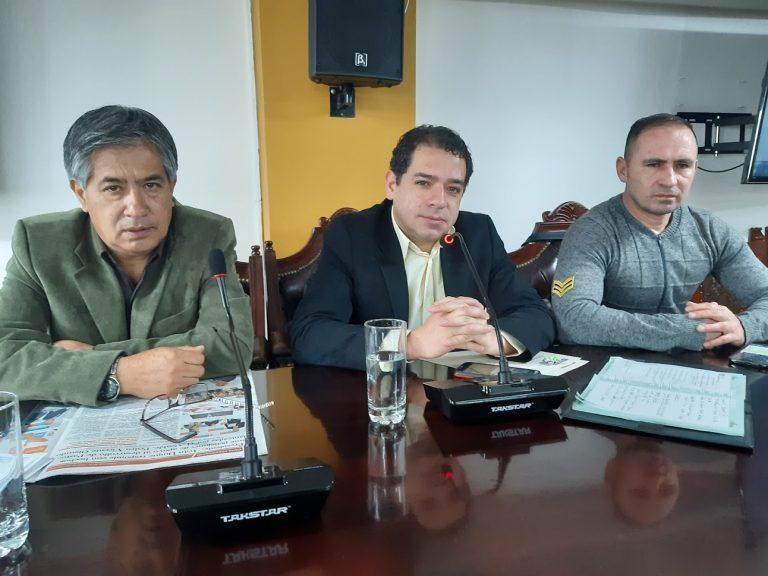 Concejo Municipal de Pasto llamado a sesiones extraordinarias por diez días del mes de agosto de 2019