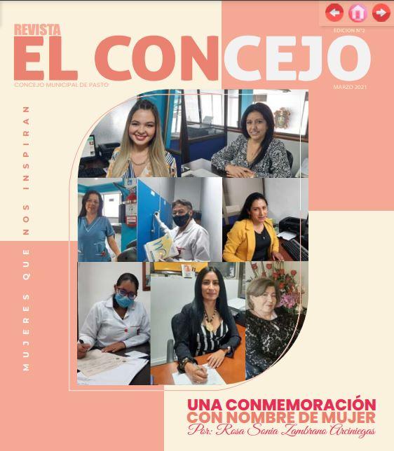 Revista El Concejo Edición N.2º