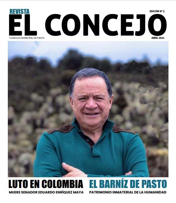 Revista El Concejo Edición N.3º